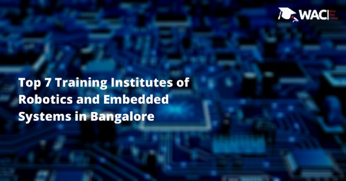 Robotics and Embedded Systems in Bangalore