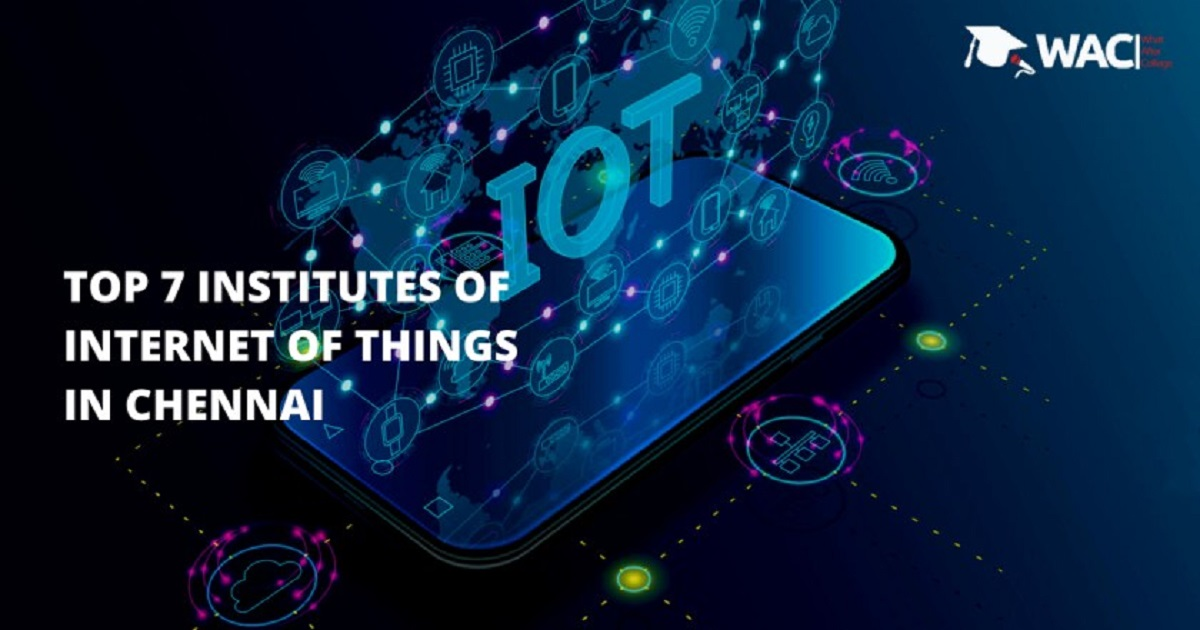 IoT institutes in Chennai