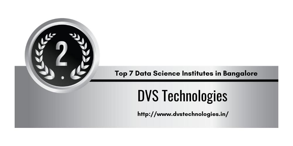 Top 7 Training Institutes of Data Science in Bangalore