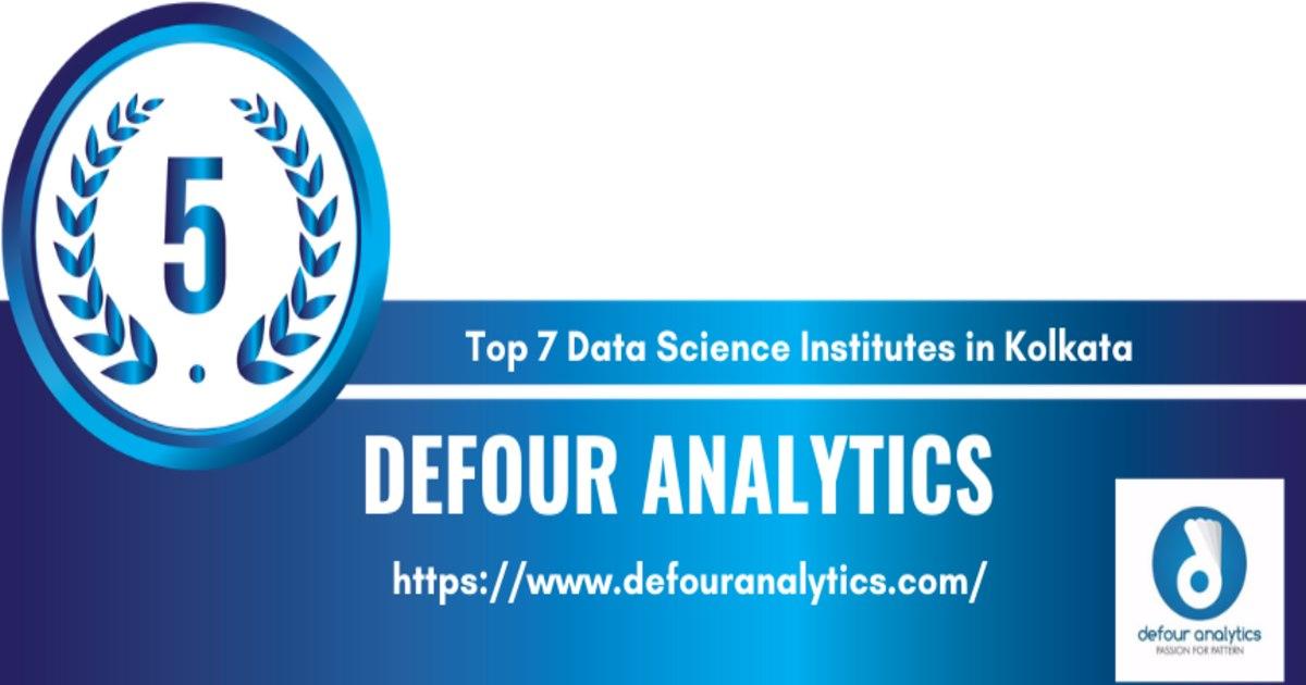 Data Science institute in Kolkata