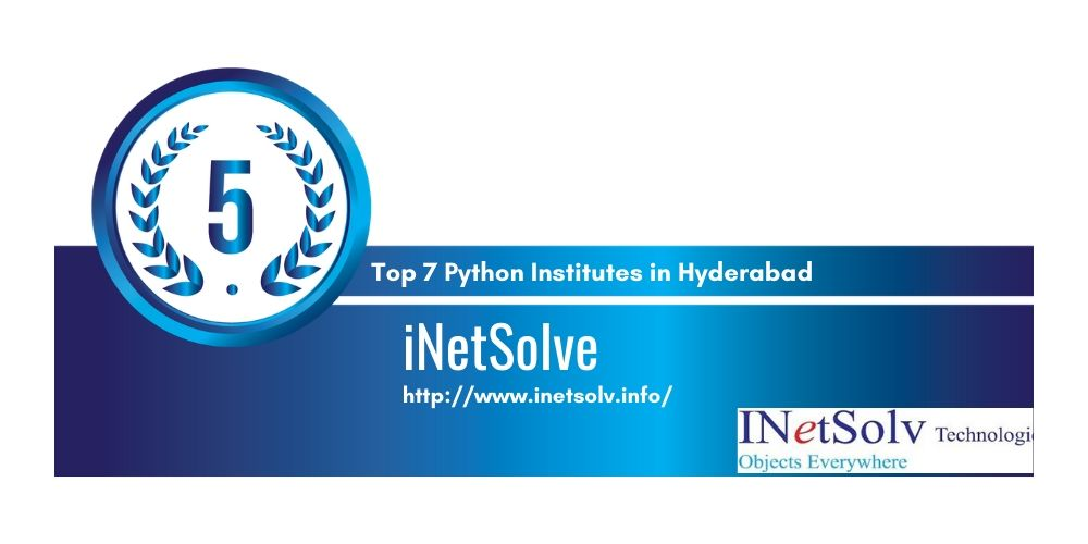 Python Institutes in Hyderabad
