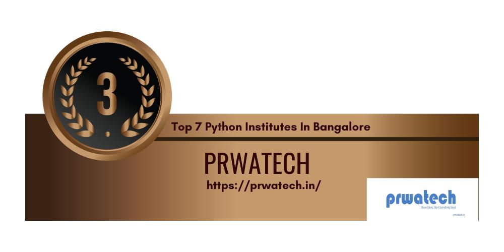 Python Institutes in Bangalore