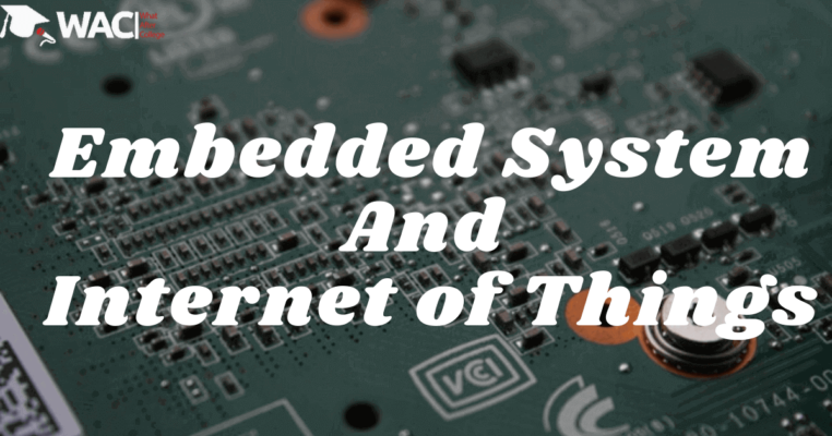 role of embedded system in IoT