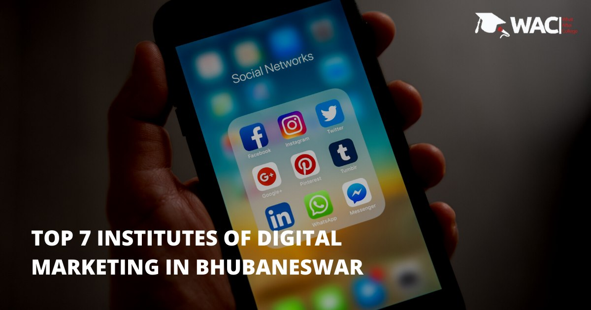Top 7 Digital Marketing Institutes in Bhubaneswar
