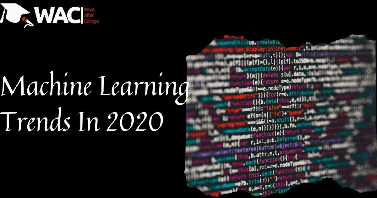 trends in machine learning