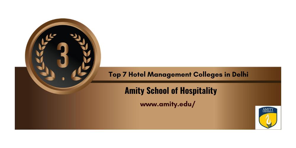 Hotel management colleges in Delhi