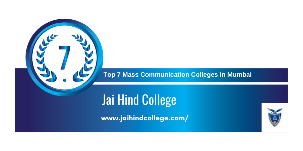 Top 7 Mass Communication Colleges in Mumbai