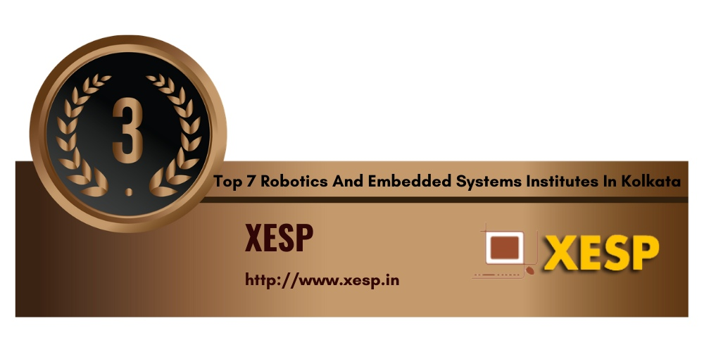robotics and embedded systems institutes in kolkata