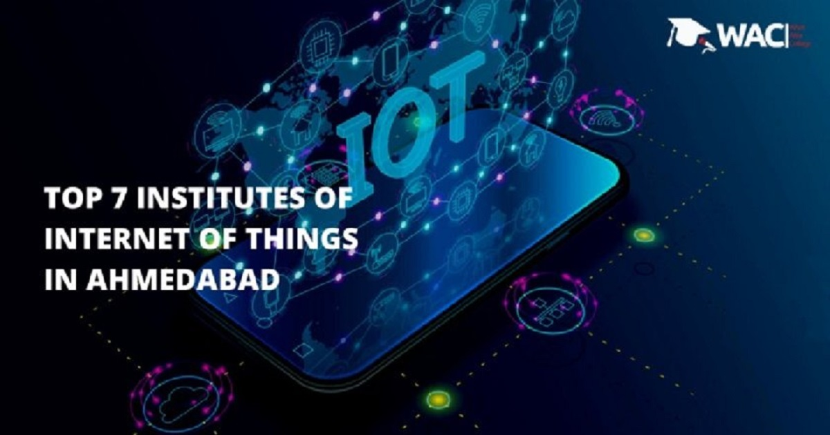 IoT institutes in Ahmedabad