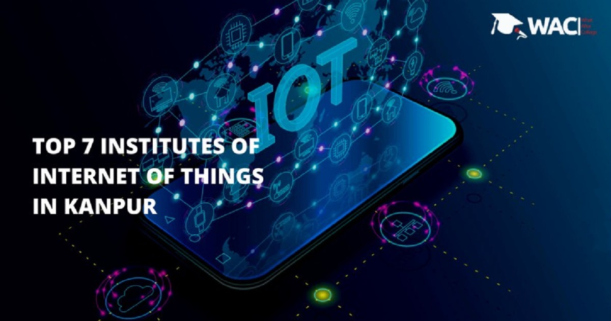 IoT institutes in Kanpur