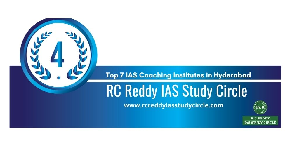 RC Reddy IAS Study Circle 4