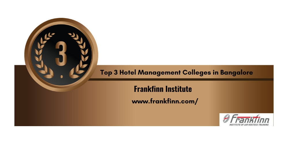 Hotel Management Colleges in Bangalore