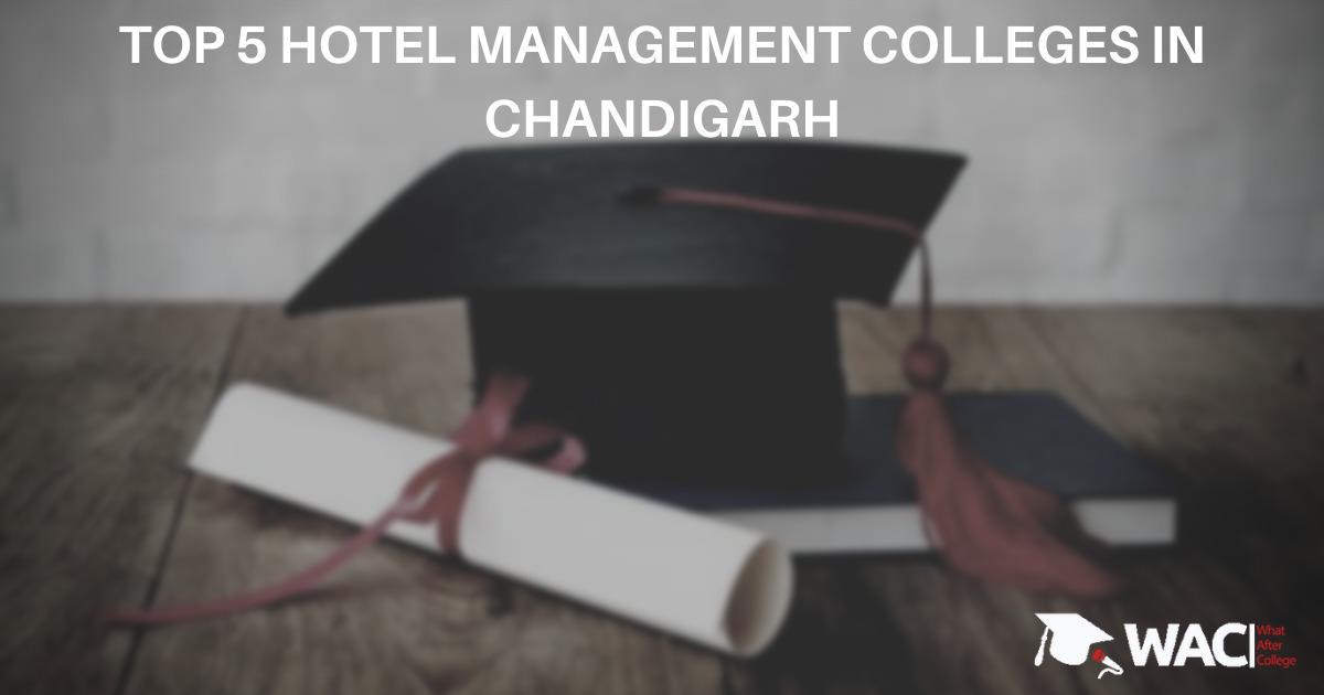 Hotel Management Colleges in Chandigarh