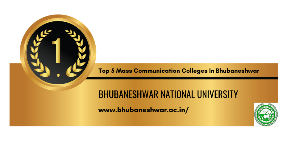 Top 5 Mass Communication Colleges In Bhubaneshwar