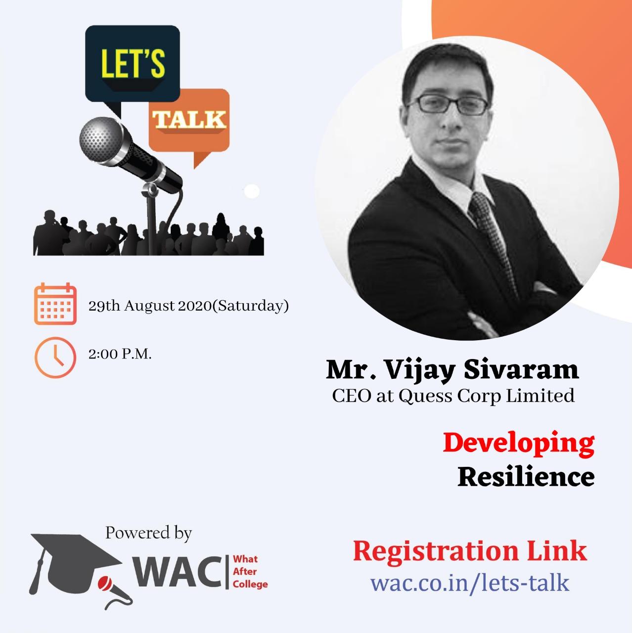 Vijay Sivaram