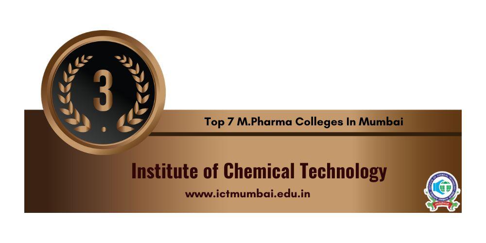 Top 7 M. Pharma Colleges In Mumbai