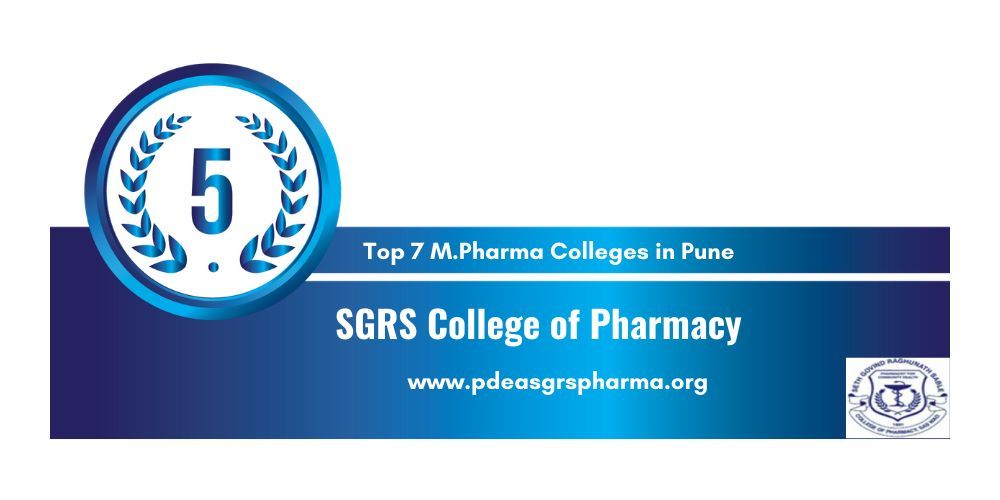 M.Pharma Colleges in Pune
