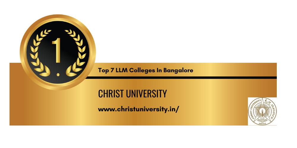 llm college in bangalore