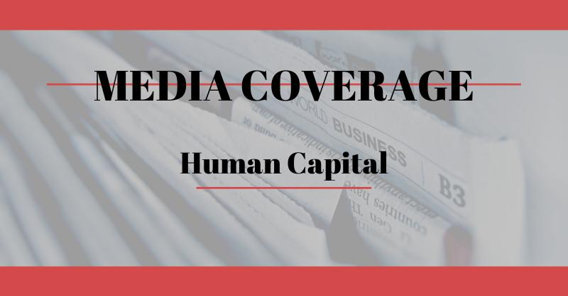 WAC Media Coverage – Human Capital