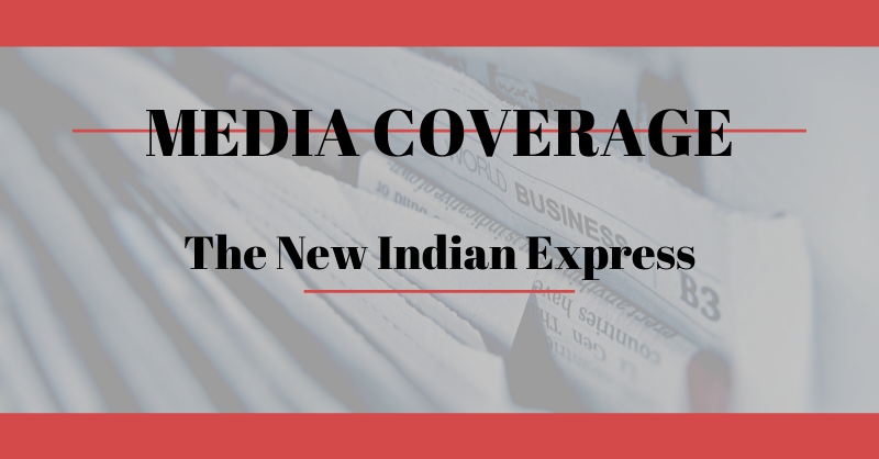 WAC Media Coverage – The New Indian Express