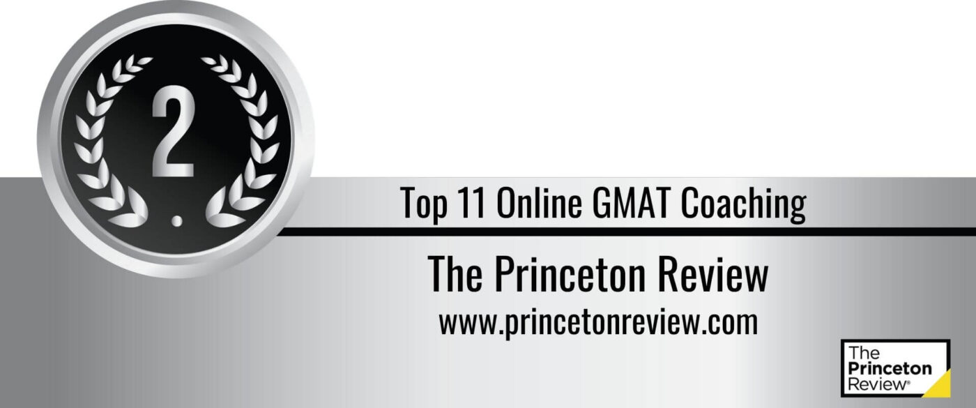 Rank 2 Top 11 Online GMAT Coaching