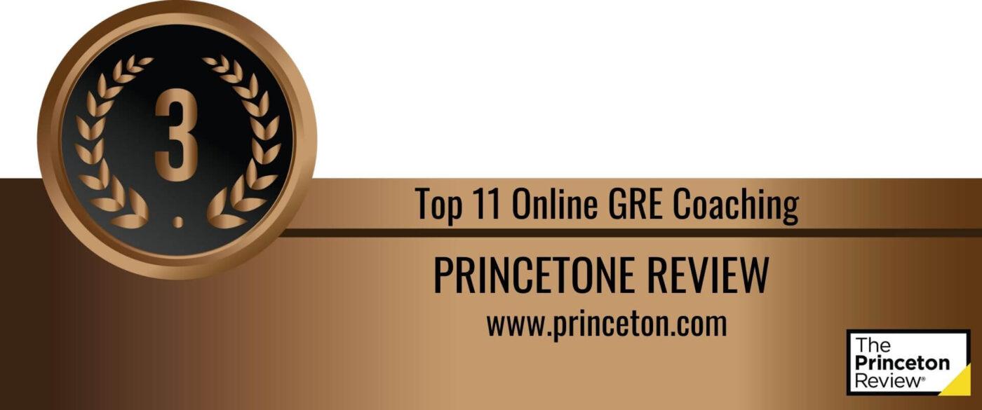 Rank 3 Top 11 Online GRE Coaching