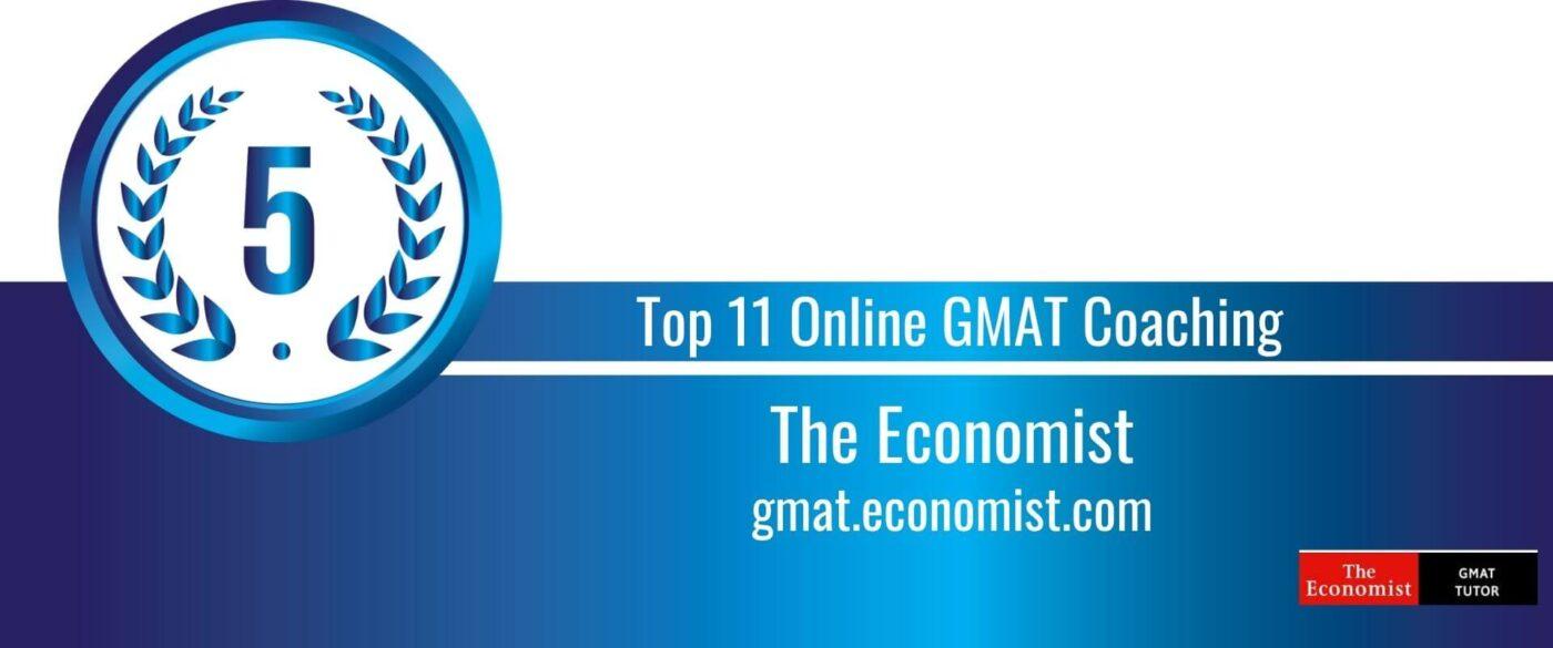 Rank 5 Top 11 Online GMAT Coaching