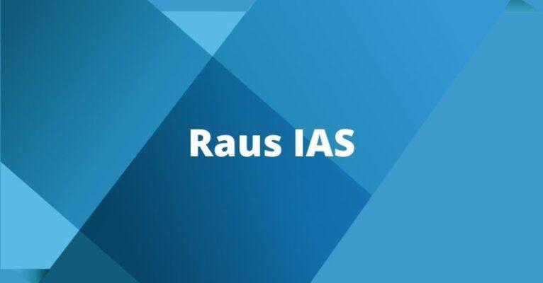 Raus IAS