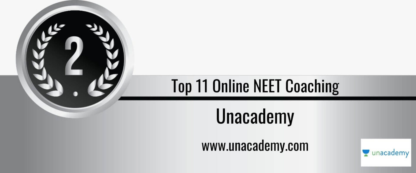 Rank 2 Top 11 Online NEET Coaching