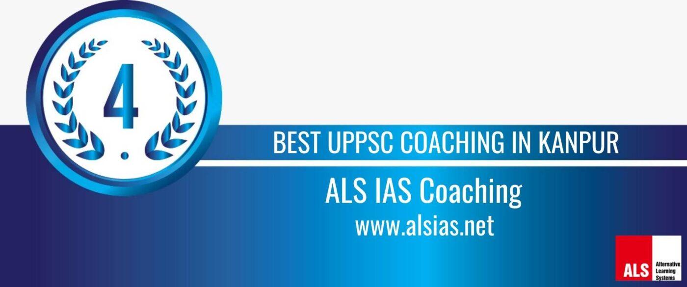 Rank 4 best uppsc coaching in kanpur