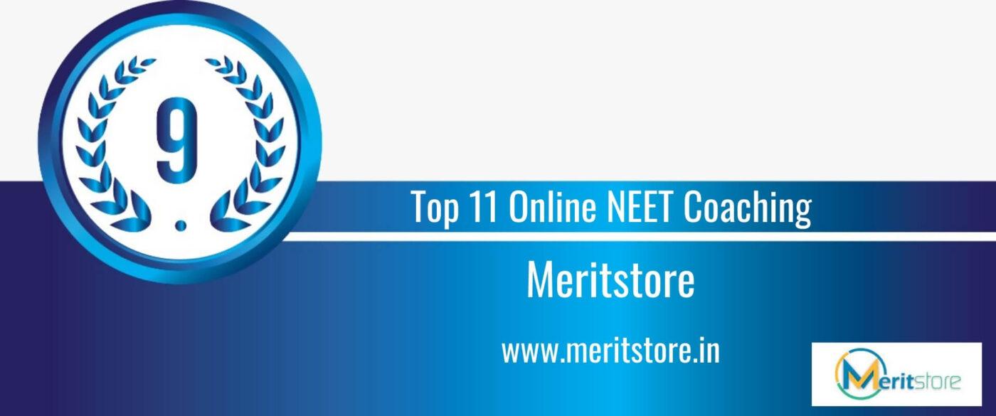 Rank 9 Top 11 Online NEET Coaching