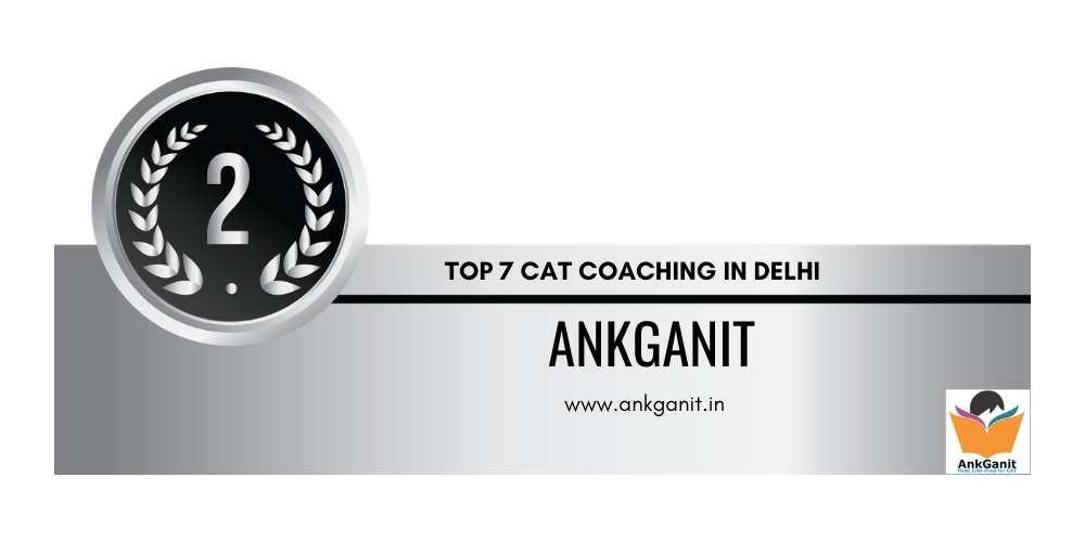 Rank 2 Cat Coaching in Delhi
