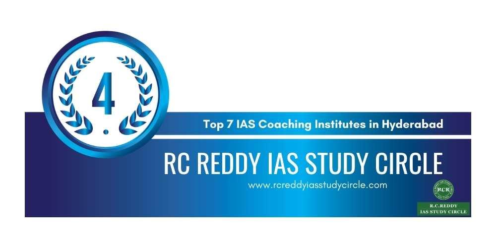 Rank 4 IAS coaching in hyderabad