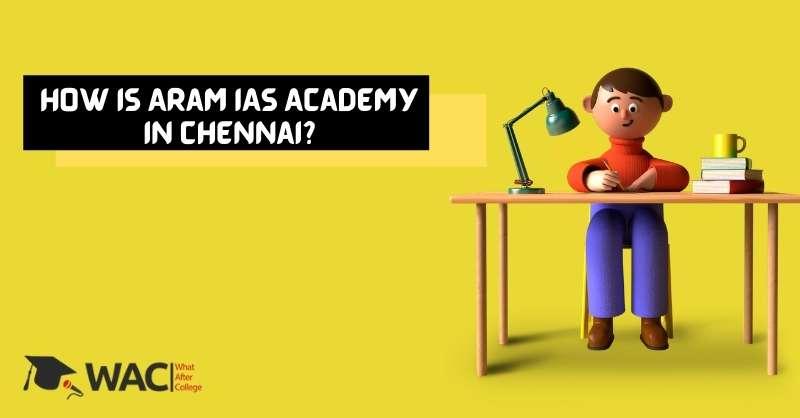 Aram IAS academy