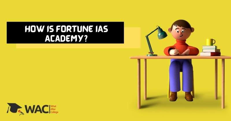 How is fortune IAS academy