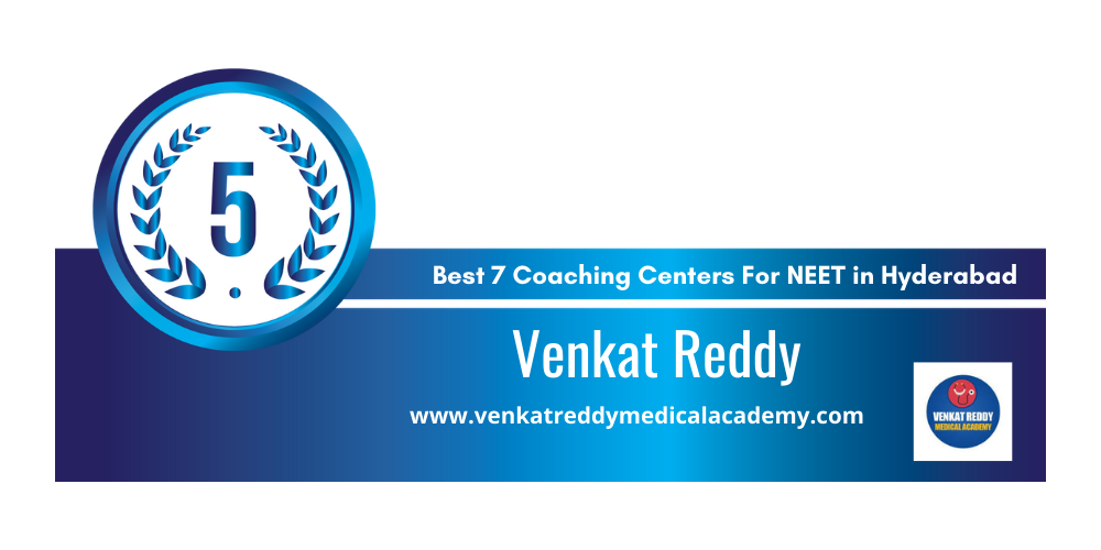 Rank 5 in the List of Best Coaching Centers in Hyderabad for NEET