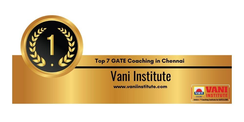 GATE Coaching in Chennai 1