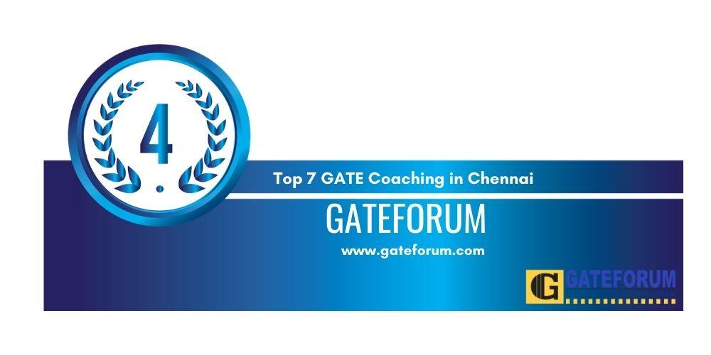 GATE Coaching in Chennai 4