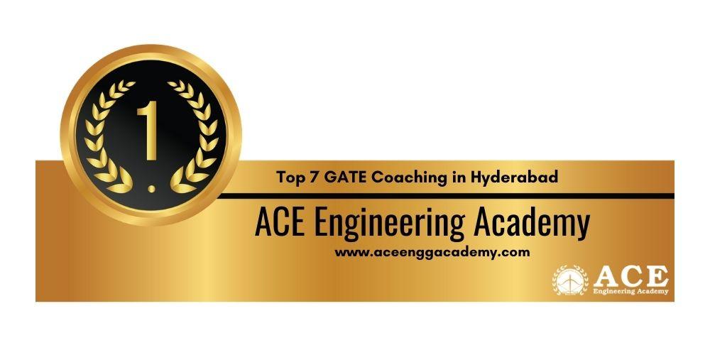 GATE Coaching in Hyderabad 1