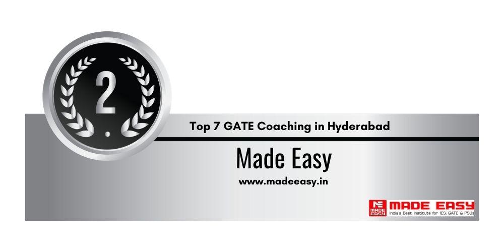 GATE Coaching in Hyderabad 2
