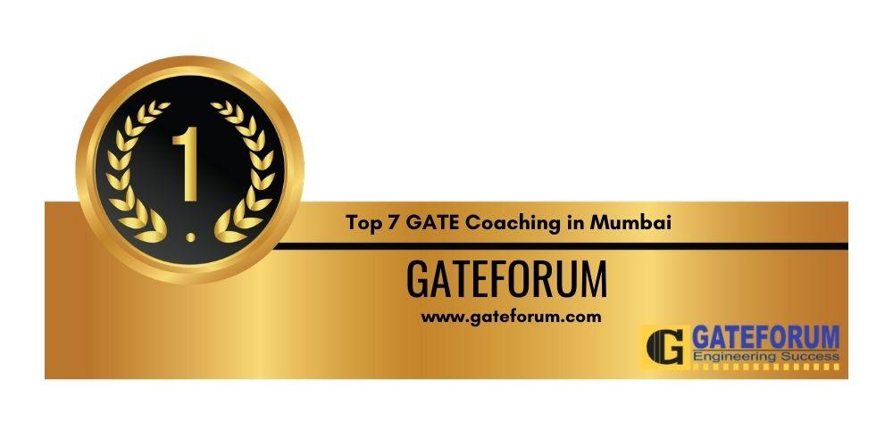 GATE Coaching in Mumbai 1