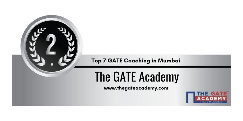 GATE Coaching in Mumbai 2