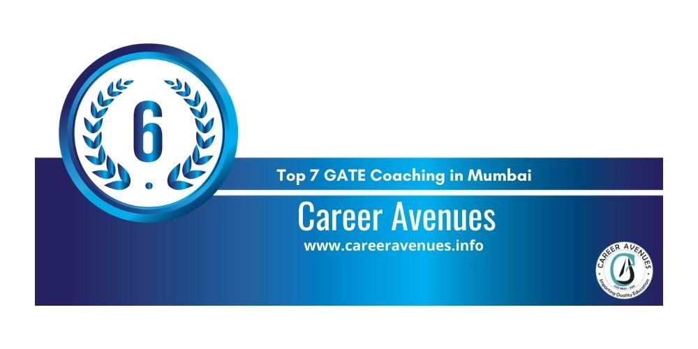 GATE Coaching in Mumbai 6