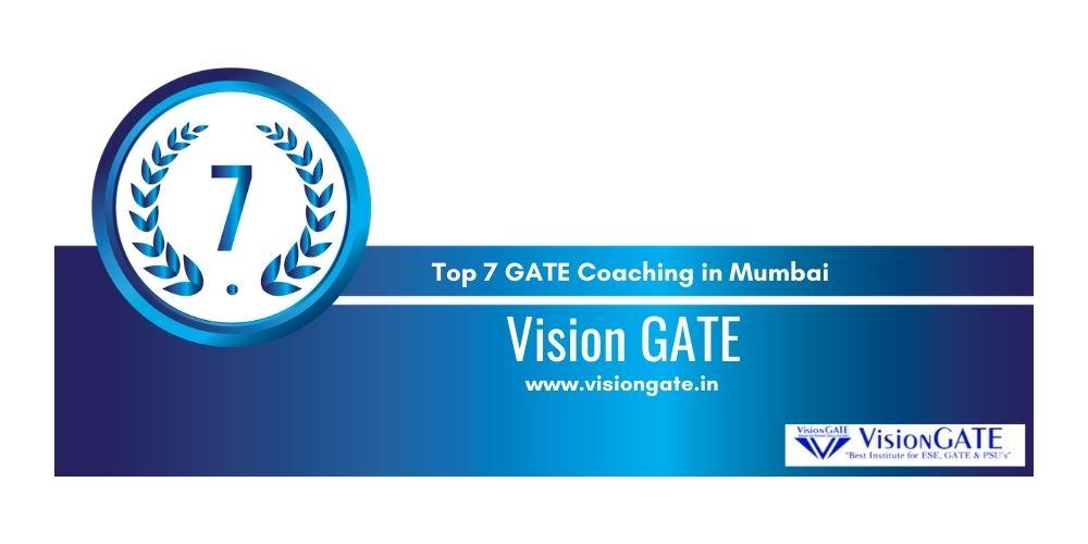 GATE Coaching in Mumbai 7