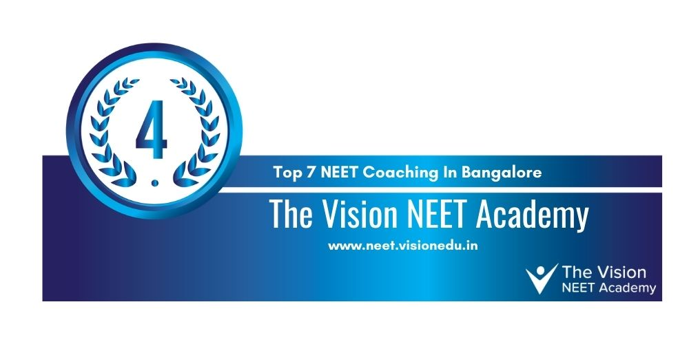 best neet coaching in Bangalore Rank 4