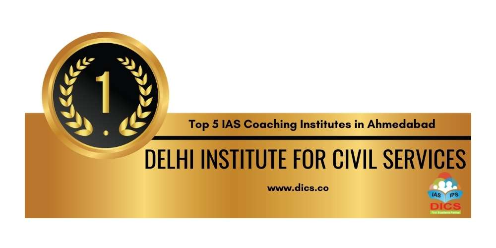 Rank 1 Top 5 IAS Coaching Institutes in Ahmedabad