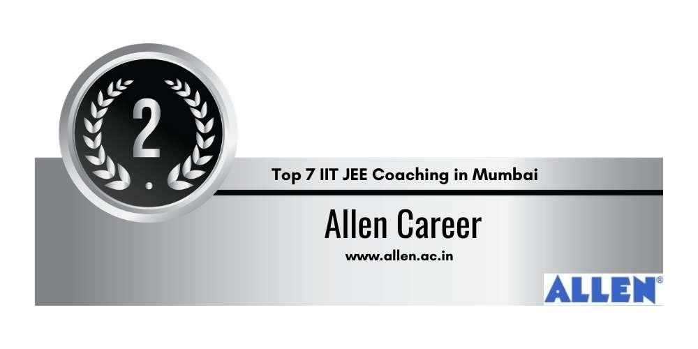 Rank 2 Best IIT JEE coaching in Chennai