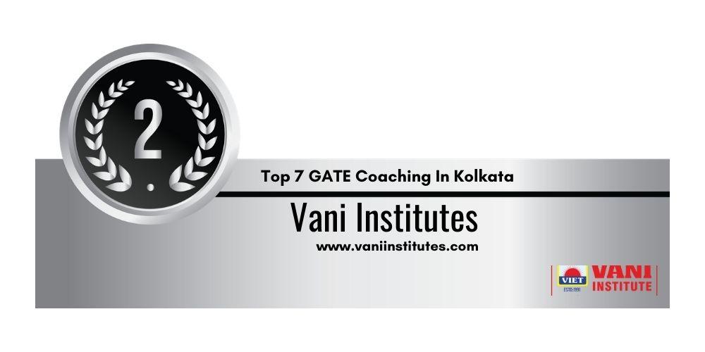 Rank 2 GATE Coaching In Kolkata
