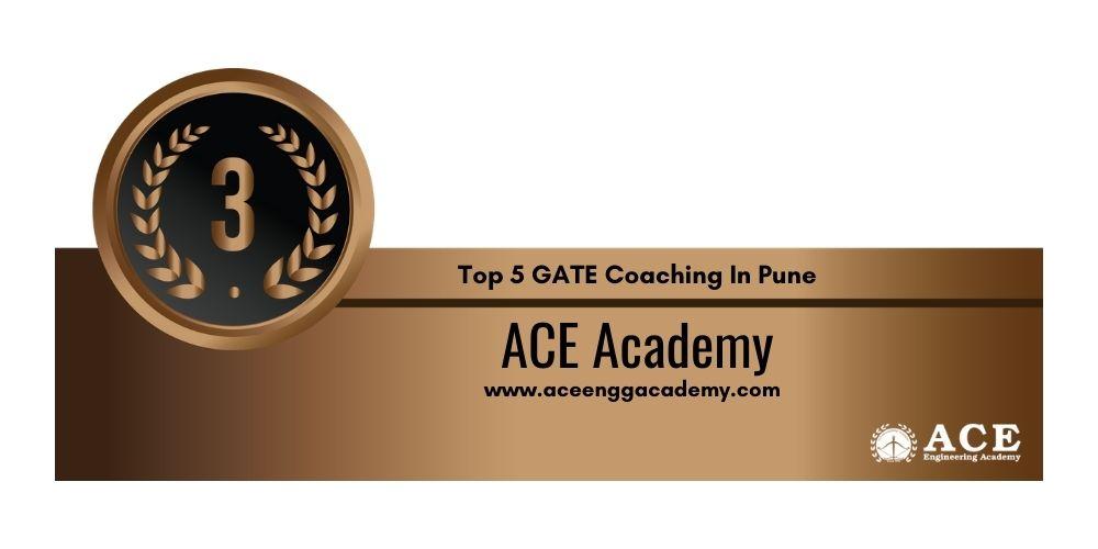 Rank 3 GATE Coaching In Pune