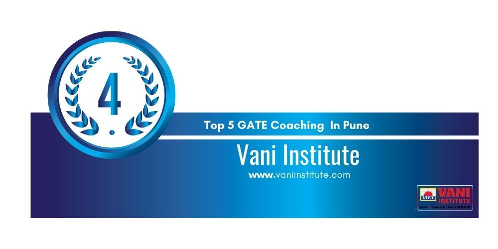 Rank 4 GATE Coaching In Pune